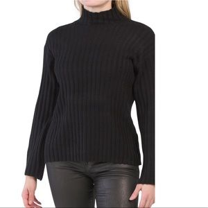 GENERATION K (KENDALL + KYLIE) Mock Neck Sweater